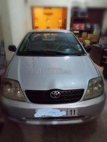 Voiture Toyota Corolla 2002 à casablanca  Diesel  - 8 chevaux