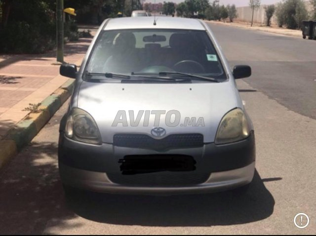 Voiture Toyota Yaris 2001 à marrakech  Essence