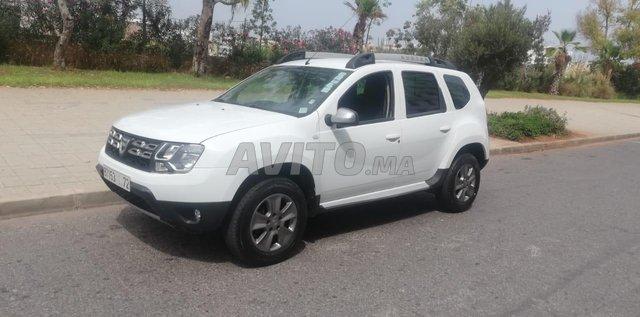 Voiture Dacia Duster 2015 à casablanca  Diesel