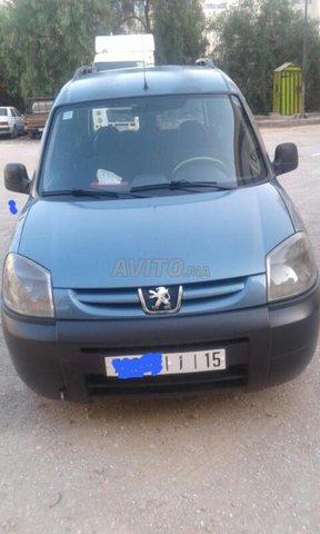Voiture Peugeot Partner 2010 à fès  Diesel  - 7 chevaux