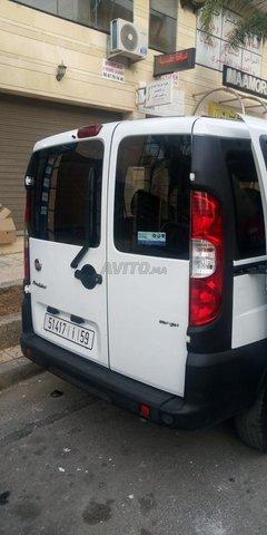 Voiture Fiat Doblo 2013 à kénitra  Diesel  - 5 chevaux