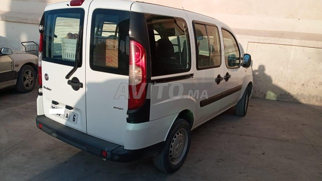 Voiture Fiat Doblo 2014 à errachidia  Diesel  - 5 chevaux