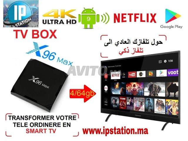 X96 Max tVbox 8K 4G64 SMART tVbox - 1