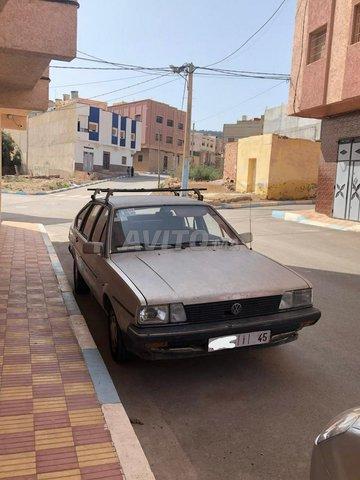 Voiture Volkswagen Passat 1984 à nador  Diesel  - 7 chevaux