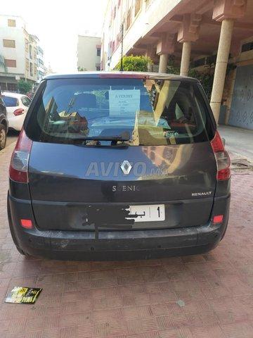 Voiture Renault Scenic 2007 à salé  Diesel  - 6 chevaux