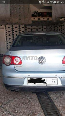 Voiture Volkswagen Passat 2007 à casablanca  Diesel  - 8 chevaux