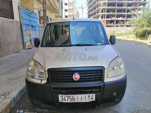Voiture Fiat Doblo 2014 à casablanca  Diesel  - 5 chevaux