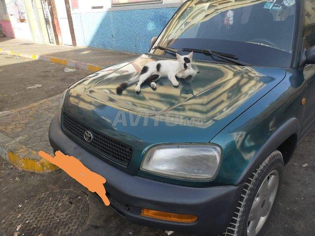 Voiture Toyota Rav 4 1996 à casablanca  Essence  - 11 chevaux