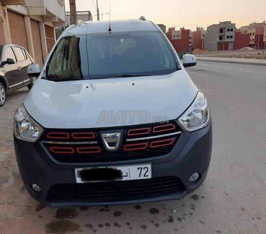 Voiture Dacia Dokker 2018 à casablanca  Diesel  - 6 chevaux