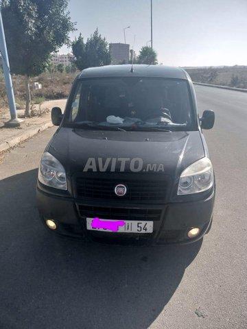 Voiture Fiat Doblo 2014 à safi  Diesel  - 5 chevaux