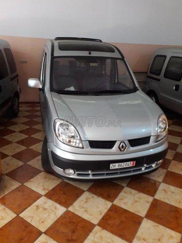 Voiture Renault Kangoo 2013 à tanger  Diesel  - 6 chevaux