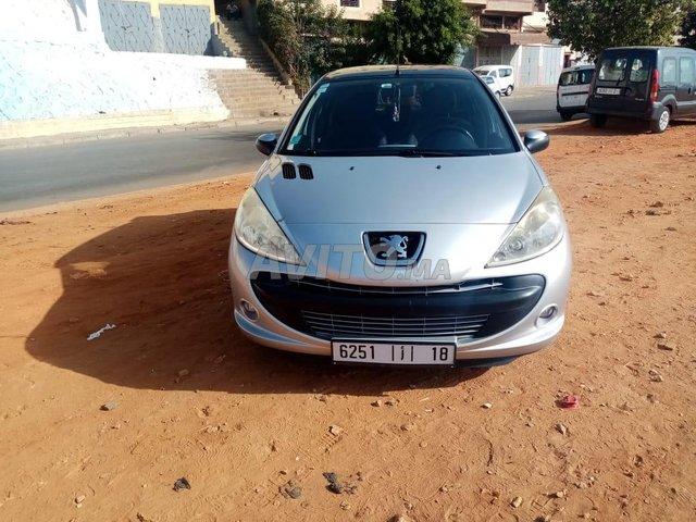 Voiture Peugeot 206+ 2012 à salé  Diesel  - 6 chevaux