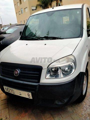 Voiture Fiat Doblo 2017 à mohammedia  Diesel  - 5 chevaux