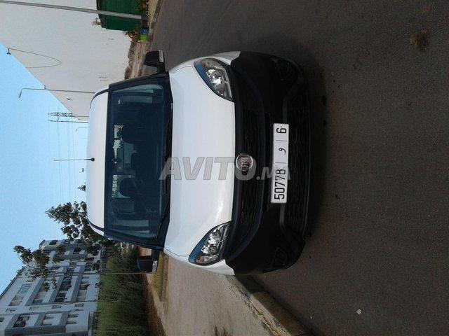 Voiture Fiat Doblo 2019 à casablanca  Diesel  - 6 chevaux