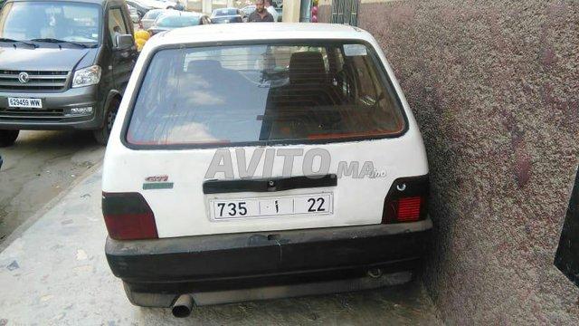 Voiture Fiat Uno 1996 à salé  Diesel  - 7 chevaux