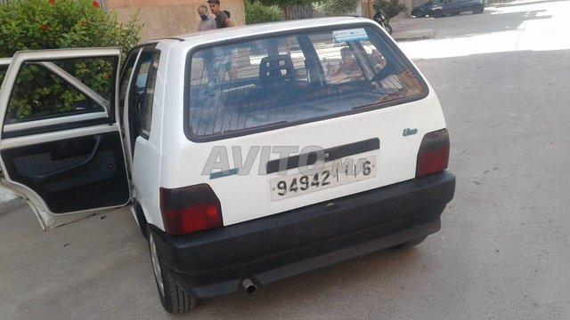 Voiture Fiat Uno 1998 à marrakech  Essence  - 5 chevaux