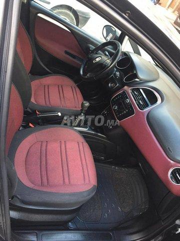 Voiture Fiat Punto 2012 à casablanca  Essence  - 6 chevaux