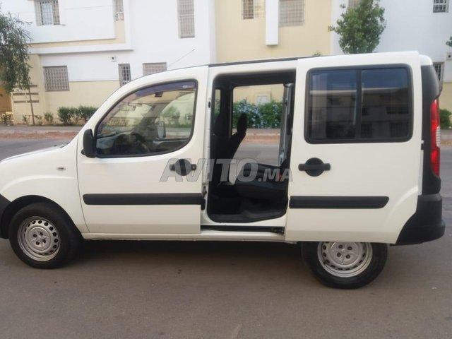 Voiture Fiat Doblo 2013 à salé  Diesel  - 5 chevaux
