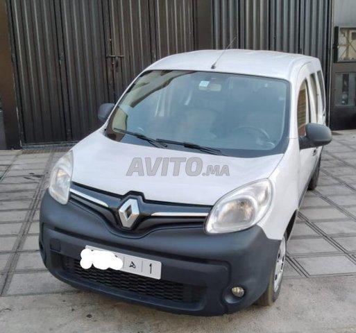 Voiture Renault Kangoo 2018 à rabat  Diesel  - 6 chevaux