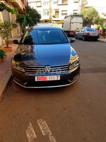 Voiture Volkswagen Passat 2012 à casablanca  Diesel  - 8 chevaux