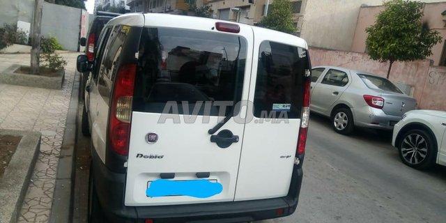 Voiture Fiat Doblo 2013 à kénitra  Diesel  - 6 chevaux