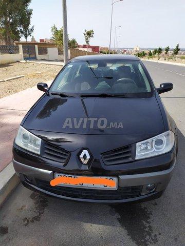 Voiture Renault Megane 2006 à kénitra  Diesel  - 6 chevaux