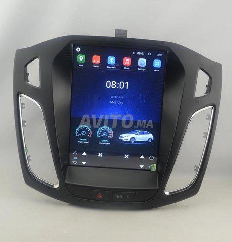 Poste Radio Android Tesla Ford Focus  - 1