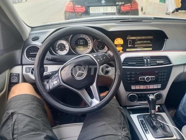 Voiture Mercedes benz Classe c 2011 à fès  Diesel  - 9 chevaux