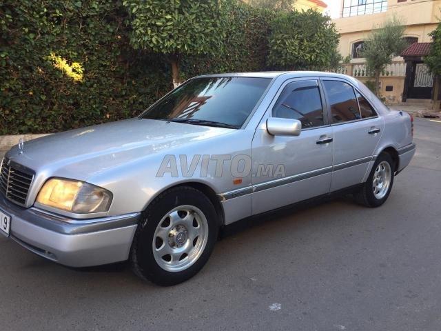Voiture Mercedes benz Classe c 1996 à settat  Diesel  - 9 chevaux