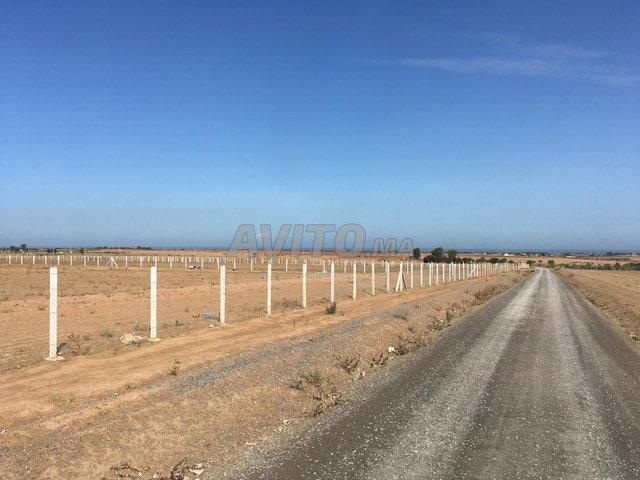 1 ha avec Plan Autorisé à Al-Bsabes de Benslimane - 3