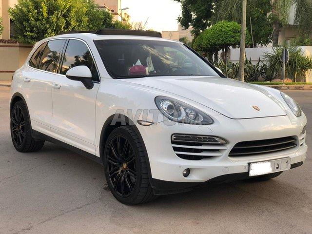 Voiture Porsche Cayenne 2013 à fès  Diesel  - 12 chevaux