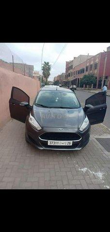 Voiture Ford Fiesta 2016 à marrakech  Diesel  - 6 chevaux