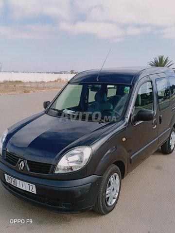 Voiture Renault Kangoo 2011 à casablanca  Diesel  - 6 chevaux