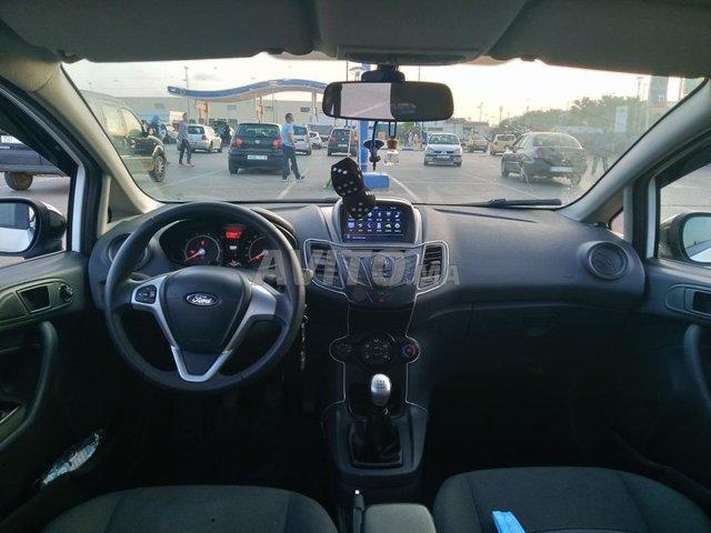 Voiture Ford Fiesta 2013 à rabat  Essence  - 7 chevaux