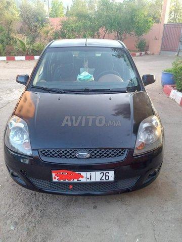 Voiture Ford Fiesta 2007 à marrakech  Diesel  - 6 chevaux