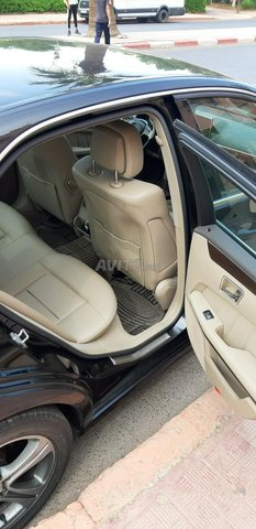 Voiture Mercedes benz Classe e 2011 à marrakech  Diesel  - 9 chevaux