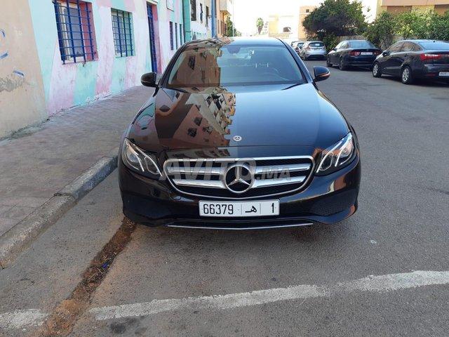 Voiture Mercedes benz Classe e 2016 à casablanca  Diesel  - 8 chevaux