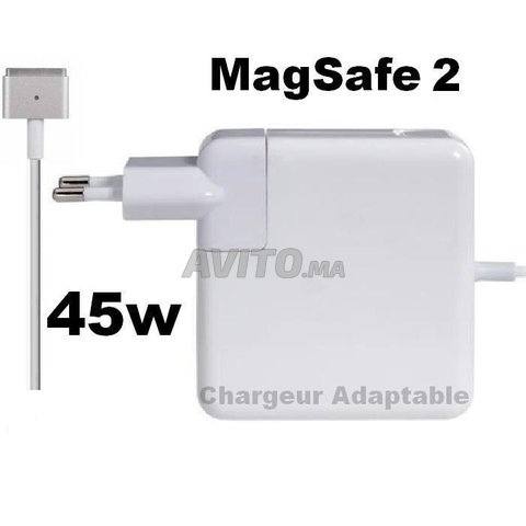 magsafe 2 45w macbook air - 1