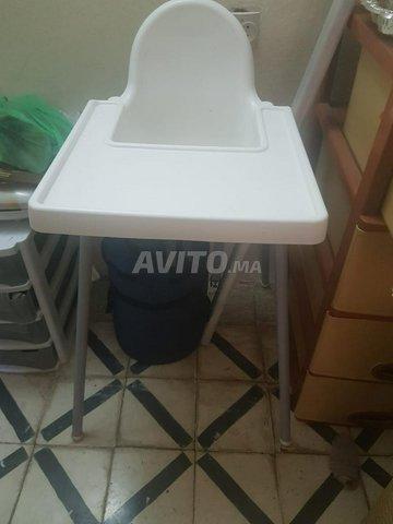 Chaise haute pour bebe - 2