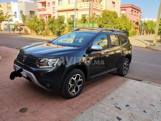 Voiture Dacia Duster 2019 à khouribga  Diesel  - 6 chevaux