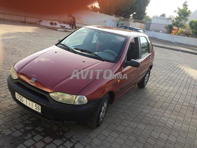 Voiture Fiat Palio 2001 à salé  Diesel  - 7 chevaux