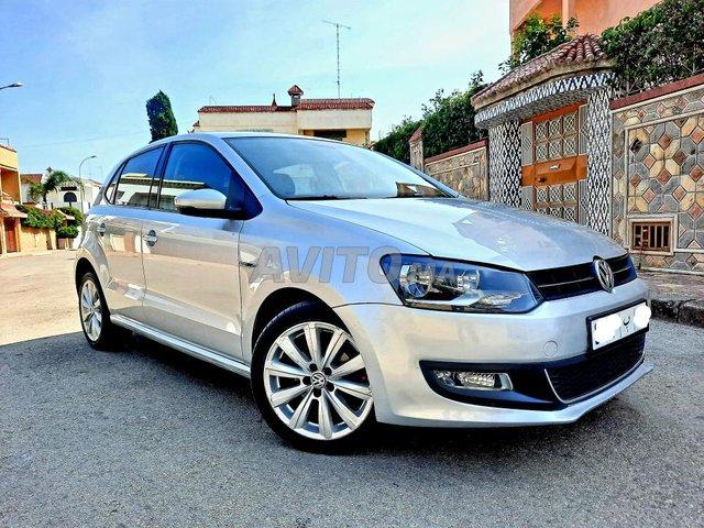 Voiture Volkswagen Polo 2011 à tanger  Diesel  - 7 chevaux