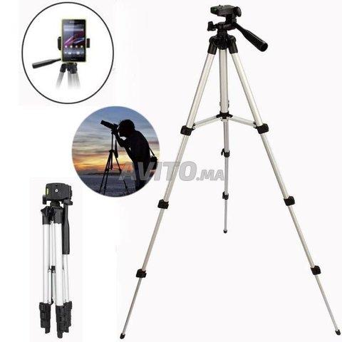 trépied pour les vidéos mobiles caméras bluetooth - 1