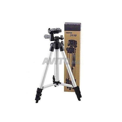 trépied pour les vidéos mobiles caméras bluetooth - 3