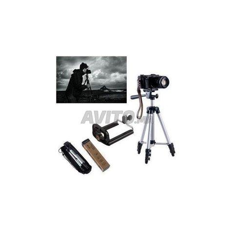 trépied pour les vidéos mobiles caméras bluetooth - 4