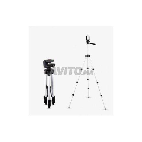 trépied pour les vidéos mobiles caméras bluetooth - 5