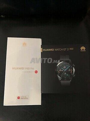 Huawei P40 Pro 5G avec Huawei Watch - 1