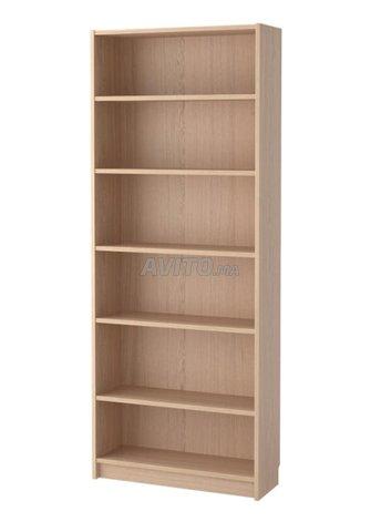 Étagère/ Bibliothèque IKEA  LOT DE 2 - 2