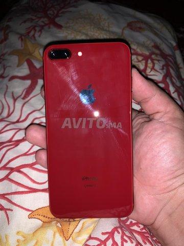 Iphone 8 plus red - 4