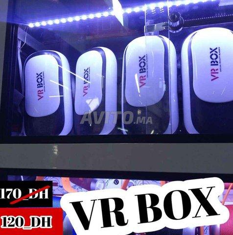 نظارات العالم الافتراضي vr box جديدة - 1